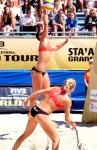 Cindy Treland og Janne Pedersen